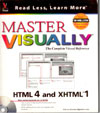 Master Visually HTML 4 XHTML 1