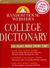 Websters College Dictionary