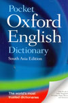 Oxford English Dictionary Pocket Size Edition