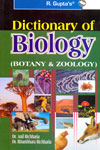 Dictionary of Biology Botany and Zoology