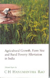 Agricultural Growth Farm Size and Rural Poverty Alleviation in India