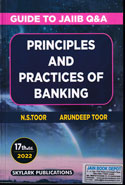 Principles and Practices of Banking Guide to JAIIB Objective Type Questions and Answers
