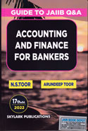 Accounting and Finance for Bankers Guide to JAIIB Objective Type Questions and Answers