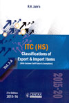 ITC HS Classifications Of Export And Import Items In 2 Vols