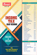 Income Tax Ready Reckoner 2018-2019 and 2019-2020