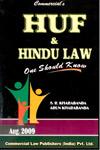 HUF and Hindu Law