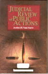 Judicial Review of Public Actions Volume 1 and 2