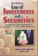 Law of Investments and Securities