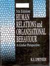 Human Relations and Organizational Behavior