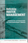 Rethinking Water Management