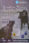 Equity Share Quotations With Stock Market Tips