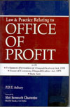 Law and Practice Relating to Office Of Profit