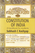 Constitution of India a Handbook for Students