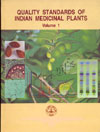 Quality Standards of Indian Medicinal Plants Volume 1-3