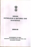 Indian Petroleum and Natural Gas Statistics