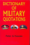 Dictionary of Military Quotations