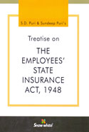 Treatise on the Employees State Insurance Act 1948