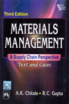 Materials Management A Supply Chain Perspective Text and Cases