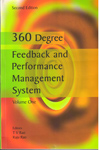 360 Degree Feedback and Performance Management System in 4 Vols