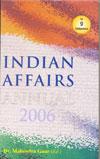 Indian Affairs Annual 2006 Volume 1-9