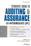 Students Guide to Auditing and Assurance CA Intermediate IPC