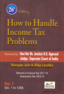 How to Handle Income Tax Problems In 2 Vols
