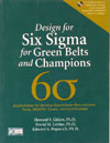 Design for Six Sigma for Green Belts and Champions