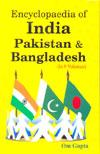 Encyclopaedia of India Pakistan and Bangladesh Volume 1-9