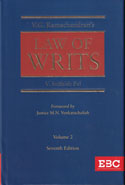 Law of Writs In 2 Vols With Supplement