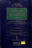 Law of Evidence In 2 Vols