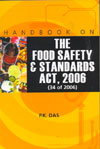 Handbook on The Food Safety and Standards Act 2006