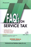 FAQs On Service Tax
