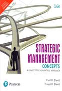 Strategic Management Concepts A Competitive Advantage Approach