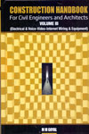 Construction Handbook for Civil Engineers and Architects Volume III