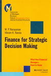 Finance for Strategic Decision Making