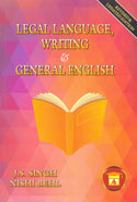 Legal Language Writing and General English