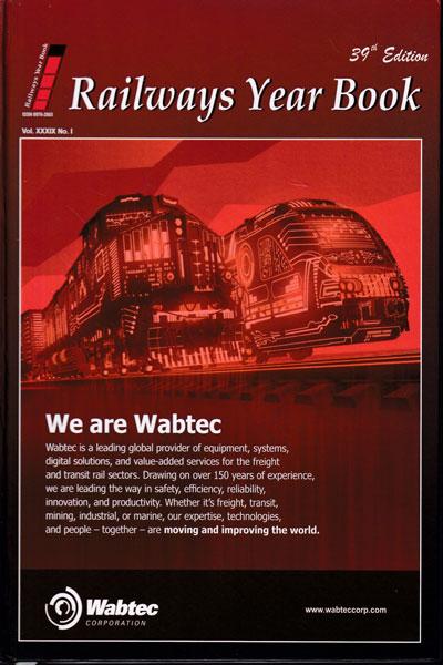 Railways Year Book 2017-2018