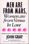 Men are from Mars Women are from Venus in Love