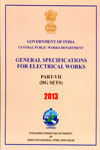 Central Public Works Department General Specifications For Electrical Works Part VII DG Sets