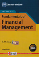 Fundamentals of Financial Management for Choice Based Credit System