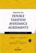 Treatise on Double Taxation Avoidance Agreements In 2 Vols