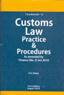 Customs Law Practice and Procedures