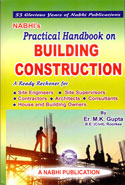 Practical Handbook On Building Construction