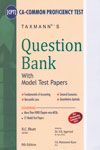 Question Bank With Model Test Papers For CA Common Proficiency Test