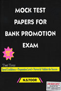 Mock Test Papers For Bank Promotion Exam
