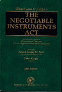 The Negotiable Instruments Act