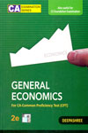 General Economics For CA Common Proficiency Test (CPT)