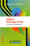 Export Oriented Units Law And Procedures