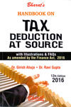 Handbook on Tax Deduction at Source With Illustrations and FAQs