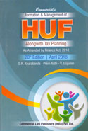 Formation and Management of HUF Alongwith Tax Planning